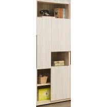 葛瑞絲2.5尺三門書櫃